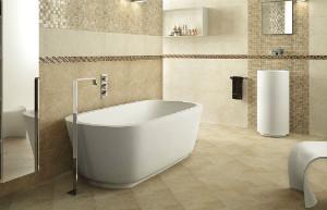 tile flooring - Bathroom Remodel Eau Claire Wi